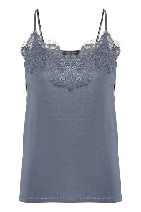top clara soft blue soaked in luxury