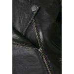 jacket maeve leather detail soaked in luxury